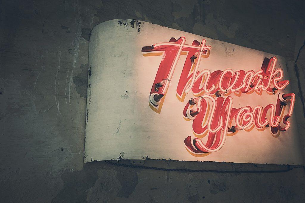 4:自分が悪かったところを謝って、「ありがとう」を伝える