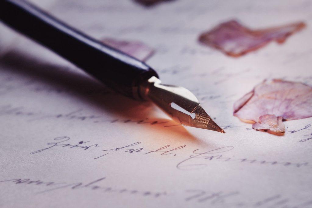 元カレへの手紙を書く際の注意点