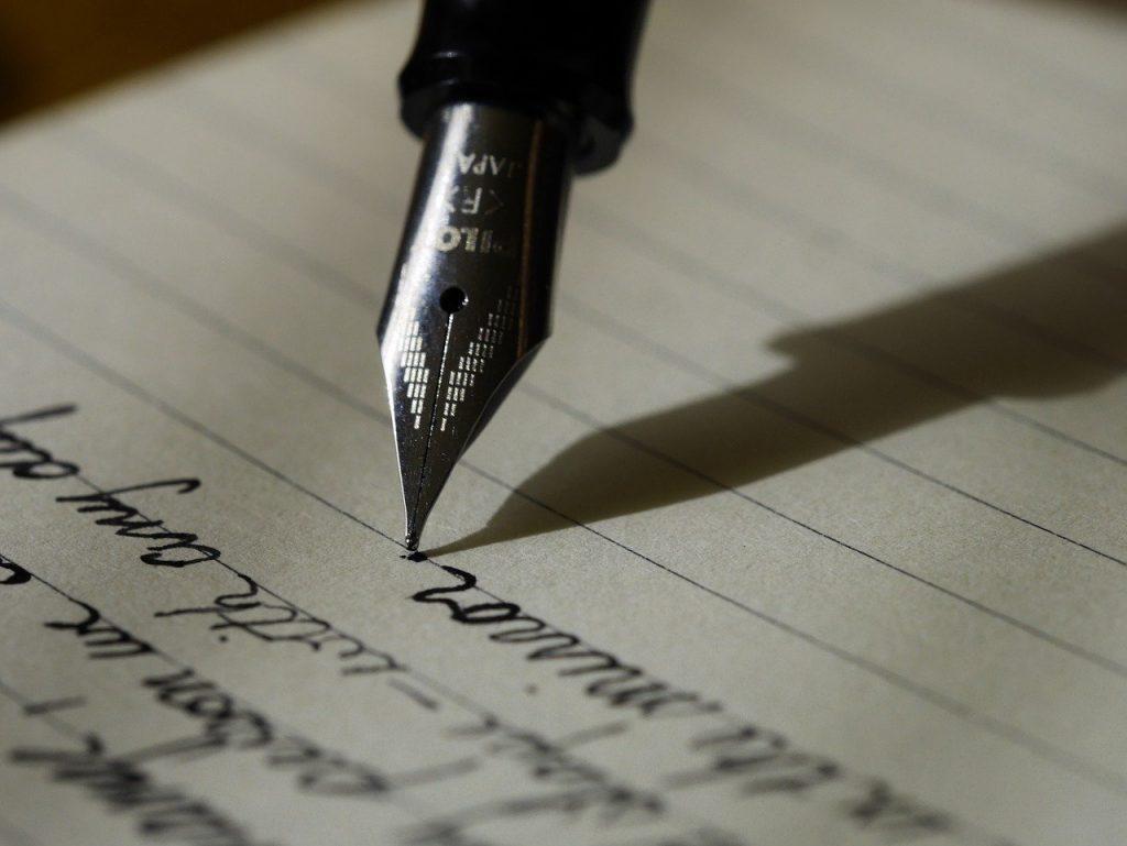 元彼がドン引きする手紙の特徴